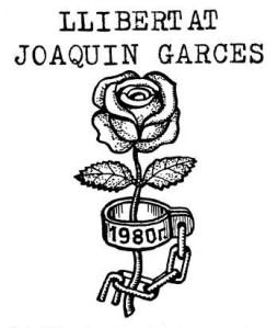 Llibertat Joaquim Garcés